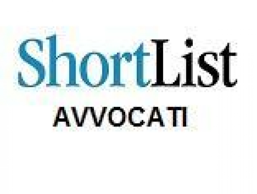 SHORT LIST AVVOCATI